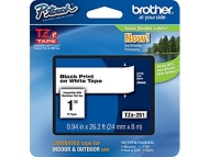 Brother TZ e251 - laminated adhesive tape - 1 roll(s)