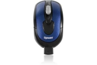 Gigaware® Wireless Optical Mouse (Blue)