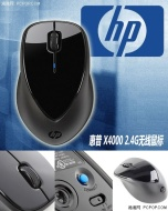 HP Workstation X4000