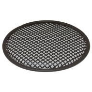 "L091B Black Metal Mesh Speaker Grill - 8"" (204 mm)"