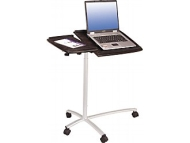 TechniMobili® Adjustable Laptop Desk, Espresso