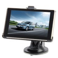5.0 Touch Screen WinCE 6.0 GPS Navigator w/ FM/TF/Europe Map (4GB)+British Standard