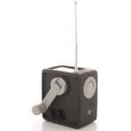 Radio de cuerda y solar Aquabourne AM/FM/WB, V2, resistente al agua - panel solar de alto rendimiento
