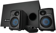 Corsair Ca-sp211na Sp2500 Gaming Audio 2.1 Pc Speaker System
