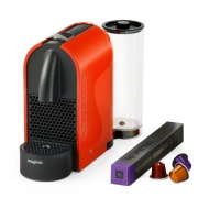Magimix Nespresso U Coffee Machine - Orange