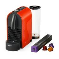 Magimix Nespresso U Coffee Machine - Orange