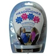 Maxell - 730871 - Casque Enfant avec limiteur de volume - Bleu