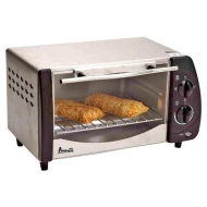 Avanti T-9 - Electric oven - stainless steel