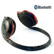 BLUETOOTH WIRELESS STEREO HEADPHONES with Microphone, great sound quality Headset BH-503