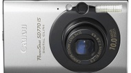 Canon PowerShot SD770 IS (Digital IXUS 85 IS)