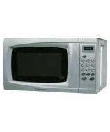 Cookworks Touch 17 Litre Control Microwave - Silver