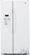 GE Freestanding Side-by-Side Refrigerator GSHL5KGX