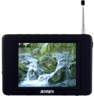 "Jensen 3.5"" TFT Color LCD Television"