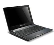 Packard Bell  Dot S/P-015 10.1 inch  Netbook ( Atom N450, 160GB HDD, 1GB Ram , Wifi, Webcam, Windows 7 Starter) Black