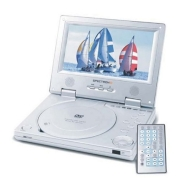 Spectroniq DVD70X 7 in. Portable DVD Player