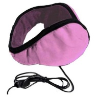 Vibe Earmuff Headphones Speakers Listen to Music in Warm Snug Comfort