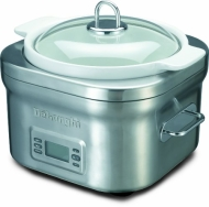 Delonghi 5-Quart Slow Cooker, DCP707