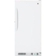 GE 14.1 Cu. Ft. Upright Freezer - White