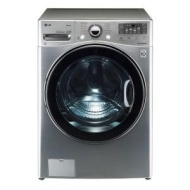 LG WM3470HVA 12-Cycle High-Efficiency Steam Front-Loading Washer