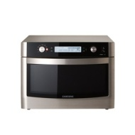 Samsung OmniPro CP1395ST - Combination oven - built-in - 56 cm - stainless steel with microwave oven