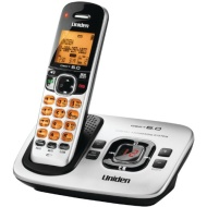 Uniden DECT1805 - Cordless phone w/ call waiting caller ID - DECT 6.0