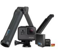 Zomerkit - GoPro HERO 5 Black + Geheugen + Accu + GoPro 3way