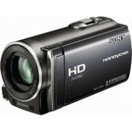 Camescope SONY CX116 noir