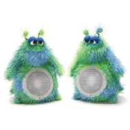 Computer Expressions 54093 Portable Furgles Stereo Speakers