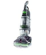 Hoover F7411-900 SteamVac Dual V Widepath Carpet Cleaner with Powered Handheld Tool, Plum