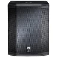JBL PRX618S 18-inch 600-Watt Portable Powered Subwoofer, Single Speaker