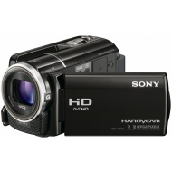 Sony HDRXR160EB Handycam Camcorder - Black (30x Optical Zoom,3.3MP, 3 inch Touch LCD)
