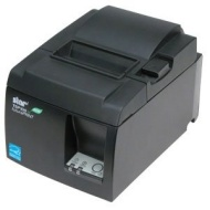 Star TSP 143U - Receipt printer - two-colour - direct thermal - Roll (8 cm) - 203 dpi - USB
