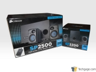 Corsair SP2200 2.1 Boxensystem