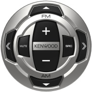 Kenwood - Wired Remote - Gray