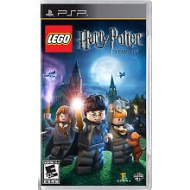 LEGO Harry Potter: Years 1-4- (PSP)