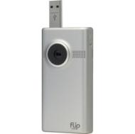 Flip Video 4GB MinoHD Video Camera - Silver