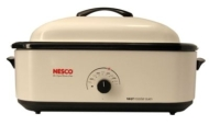 Nesco 18-qt. Stainless Steel Roaster Oven