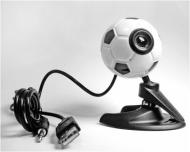 USB PC Webcam Camera plus MSN, ICQ, AIM, Yahoo, Skype, Net Meeting and compatible with Win 98 / 2000 / NT / Me / XP