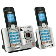 VTech DS66713  Cordless phone  answering system  Bluetooth interface with caller IDcall waiting  DECT 60  additional handset