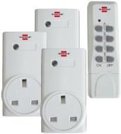 Brennenstuhl  1507453  Remote Control Set 1  3 RCS 1000 Comfort