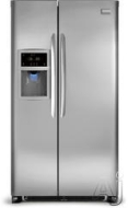 Frigidaire Freestanding Side-by-Side Refrigerator FGHC2334K