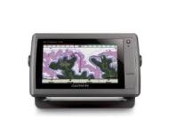 Garmin echoMAP 70s GPS with Transom Motor Mount Transducer, Worldwide Basemap and US Lakes Charts