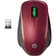 HP - Mouse - wireless - 2.4 GHz