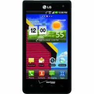 LG Lucid VS840 4G LTE Used Android Smartphone Black Verizon