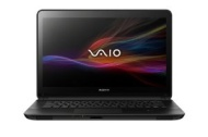 "Sony - VAIO Fit 14"" Touch-Screen Laptop - 8GB Memory - 1TB Hard Drive - Black"