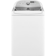 Whirlpool Cabrio WTW7800XW - washing machine - top loading - freestanding - white