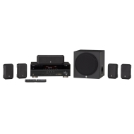 Yamaha YHT-395BL Complete 5.1-Channel Home Theater System (Old Version)