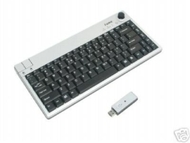 iOne Mini Wireless 10m Range Keyboard With Built In Mouse