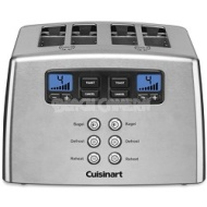 Cuisinart CPT-440 - Touch to Toast Leverless 4-Slice Toaster