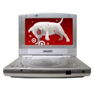 DiGiX Portable DVD Player - Silver (PDV200B)